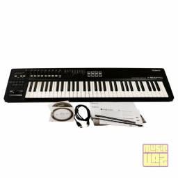 Título do anúncio: Teclado Controlador MIDI / USB Roland A-800 PRO