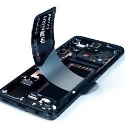 Título do anúncio: Espatula Aço Inoxidável Ultra Fina Qianli 0.1mm