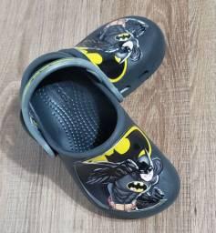 Crocs infantil batman C9