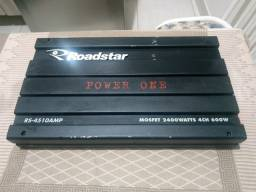 Roadstar Power One 24000Watts RS-4510AMP