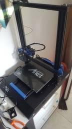 Impressora 3D Anet 300 x 300 x 400mm (altura)