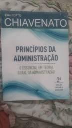 Livro: Princípios da Administração (Manole)