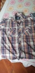 Camisa xadrez venom camisa polo tommy hilfiger