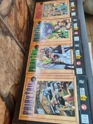 Mangá Fairy Tail vol 2,3,4,5