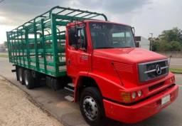 caminhão mb 1620 gaiola gás