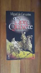 Livro Dom Quixote - livro primeiro