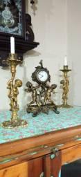 Terno Relógio Mesa - Estilo Art Nouveau