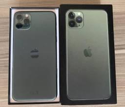 Iphone 11 pro max 256gb estado de novo