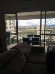 Terraços Jd Colinas, 99m, andar alto vista maravilhosa