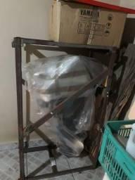 Motor de polpa 15 yamaha na caixa