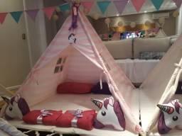 Cabanas Festa do Pijama R$ 70,00