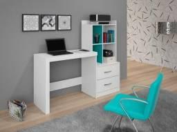 Título do anúncio: Escrivaninha/Estante Funcional Alana - Entrega Grátis