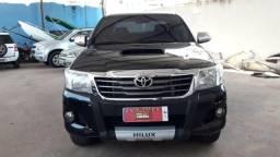 Hilux 3.0 2013 4x4 diesel automático. * JEAN - 2013