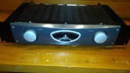 Amplificador Potencia Behringer A500 600w Rms