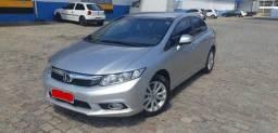 Honda Civic 2013/2014 2.0 LXR, FLEX, 4P, Automático - 2014