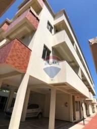 Apartamento com 2 dormitórios para alugar, 62 m² por r$ 900/mês - edson queiroz - fortalez