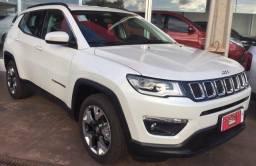 Jeep Compass Longitude 4x4 à Diesel - 2019