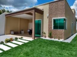 Casa Nova de 03 quartos pronta para ser financiada no Jardim Colorado