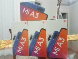 Xiaomi mia3 64gb preto e azul pronta entrega