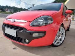Impecável - Fiat Punto Attractive 1.4 Flex 2013 - Bem Novinho! - - 2013