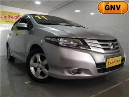 Honda City 1.5 dx 16v flex 4p automático - 2011