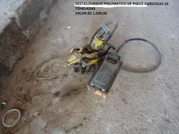 Destalonador Pneumatico de pneus agrícolas 10 tonelada