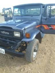 Toyota Bandeirante - 1992