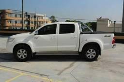 Toyota hillux 4×4 - 2014