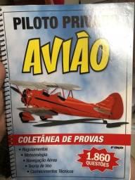 Apostila piloto privado coletânea de provas anac