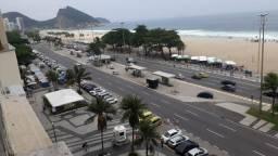 Alugo Ap Copacabana frente praia