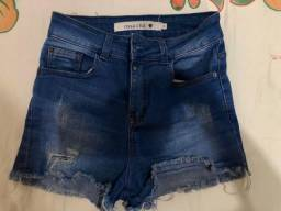 Short jeans pouco usado