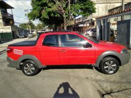 Fiat Strada CD 1.4 Hard working 3 portas C/GNV 2015 - 2015