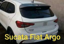 Sucata Fiat Argo
