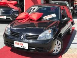 Renault Clio 1.0 Expression Flex *Confira - 2011