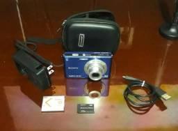 Câmera Digital Sony DSC-W330 + cartão Memory Stick ProDuo Sony 512MB !