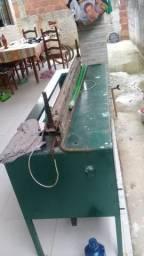 Máquina de corte e solda ( seladora )