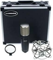 Microfone Condensador MTR-201A - Samson