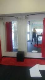 2 espelhos novos, para provador