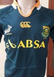 Camiseta de Rugby África do Sul - Canterbury Oficial e0a7aef9a43