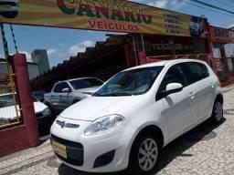 Fiat Palio Attractive 1.0 Flex Branco Ano 2015/2015 Com 78mil km Rodados completo