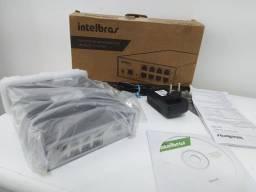 Gravador de voz Intellbras digital 4 canais