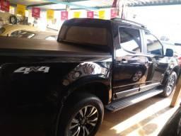 S10 LTZ cabine dupla diesel automático 4x4 2017/2018