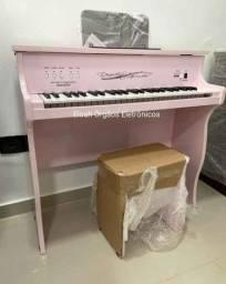 Piano Infantil Rosa peça saldão