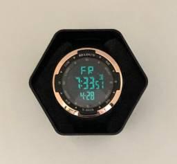 Relógio Digital Relog?s Estilo Esportivo à Prova de Água Original Novo na Caixa
