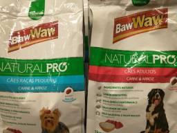 Ração Baw waw natural pro