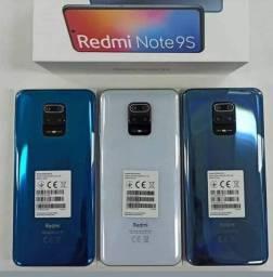 Xiaomi Redmi Note 9S 128gb 6gb Ram - Nota Fiscal- Garantia