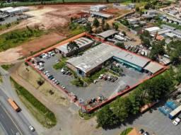 Galpão/depósito/armazém para alugar em Chapada, Ponta grossa cod:L1724