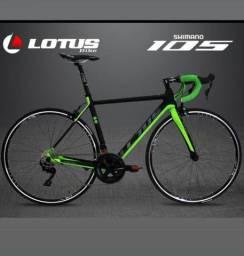 Bike 700 Speed Carbono Lotus Shimano 105