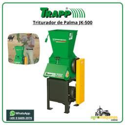 Triturador de Palma Multiuso JK-500 sem Motor-Agromaquinas Online