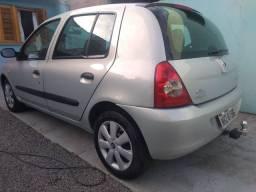 Clio 2009 1.0 com ar condicionado